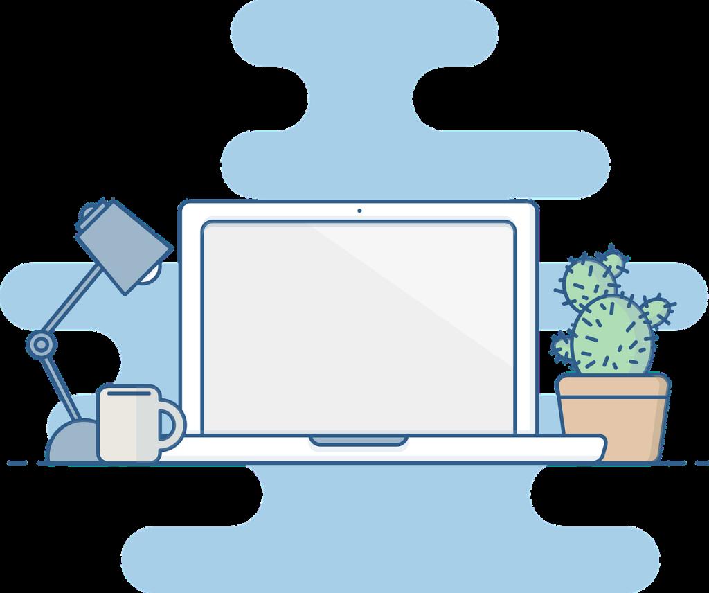 laptop, computer, portable